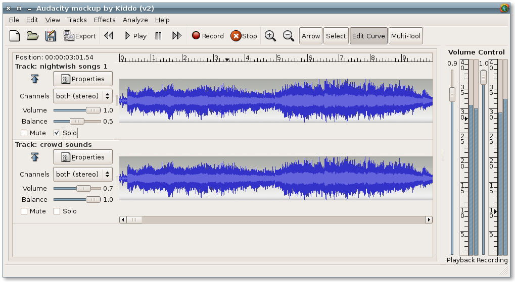 Open-Source ~ projets/audacity/audacity-interface-guidelines